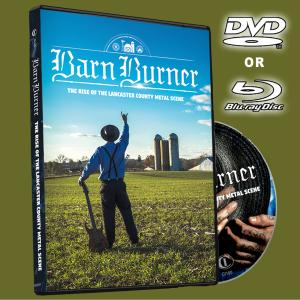 Barn Burner pre order DVD Blu Ray